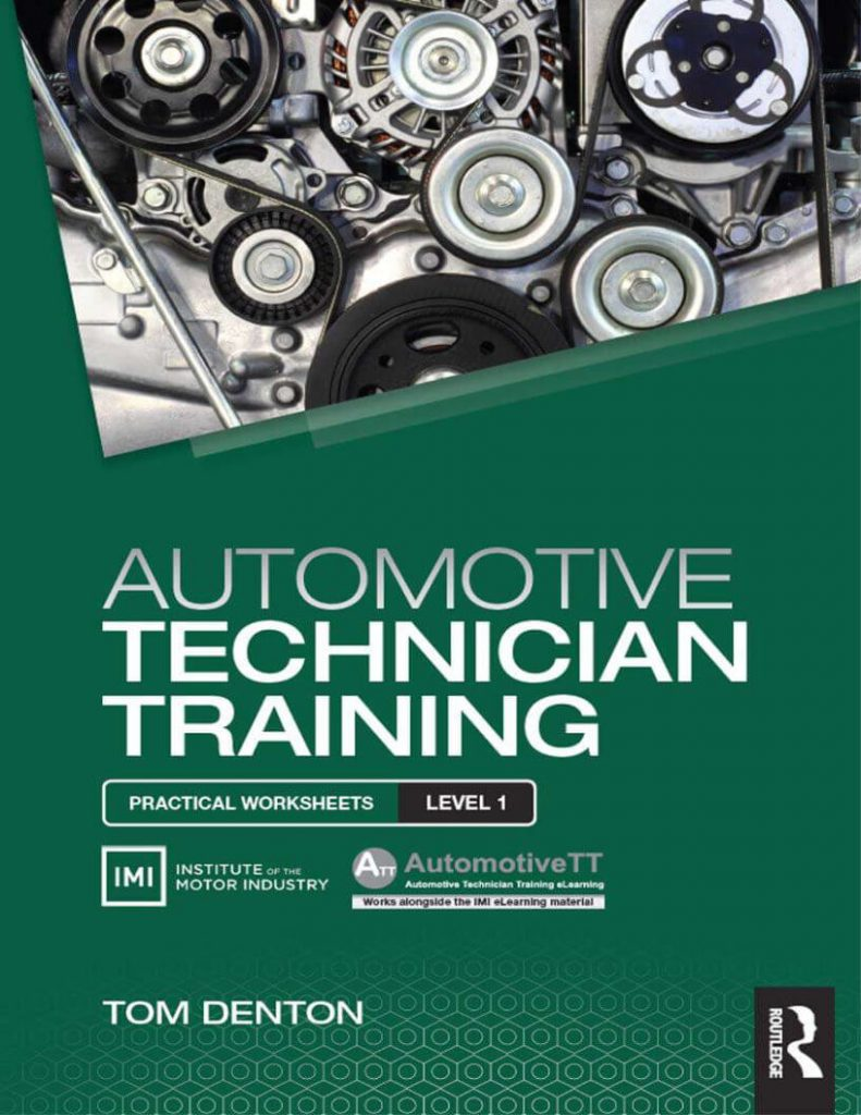 Automotive Technician Training by Tom Denton advanced automotive fault diagnosis mechanic classes for beginners near me automotive mechanic school automotive technician schools