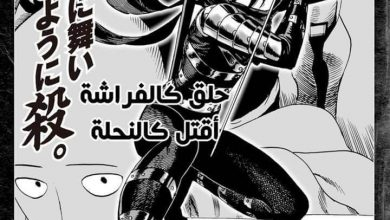 Photo of ون بنش مان One Punch Man الحلقة 15