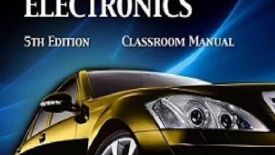 Photo of Automotive Electricity And Electronics pdf – automotive electric