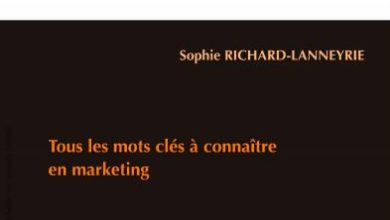 Photo of Le dictionnaire français du Marketing